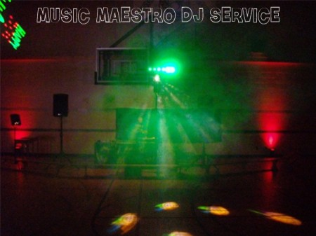Kway Middle School Dance Set-Up