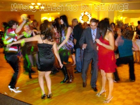 Meadow Gardens Golf Club Costco Party Dance 2