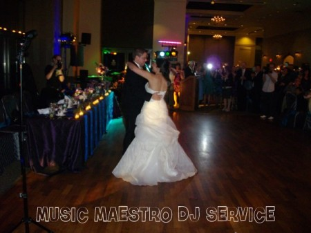 Michelle & Shawn First Dance