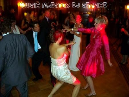 Cecil Green UBC Dancing