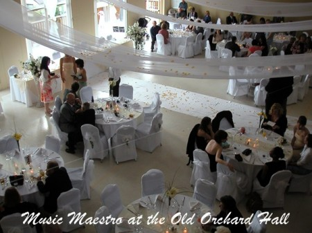 Old Orchard Hall Room Shot